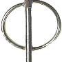 Ring Pin (Paar)